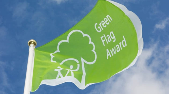 Record number of parks achieve the Green Flag Award