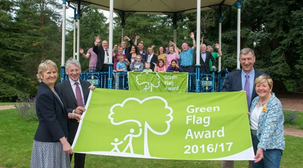 Green Flag Award Winners announced