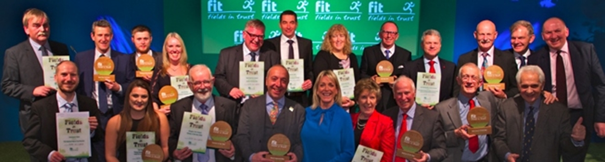 Green Flag Award parks and green spaces voted best in the UK