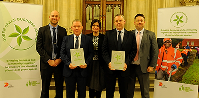 Green Space Business Award launched