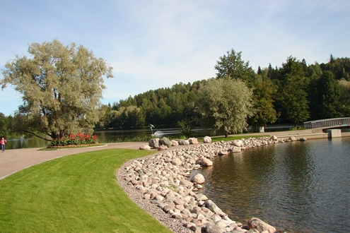 Flying the flag – Finland's best parks revealed