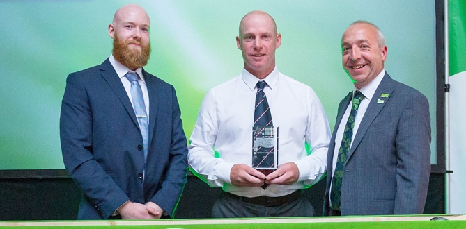 Green Flag Award England announces its Employee of the Year
