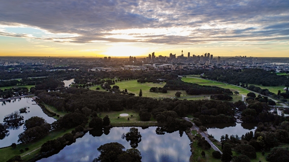 Australia - World Parks Week feature park: Centennial Parklands