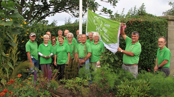 Rotten Row's Green Flag Community Award
