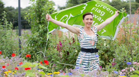 Record number of Irish parks achieve the Green Flag Award
