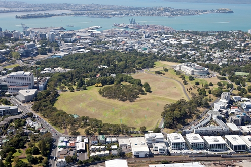 New Zealand - World Parks Week feature park: Auckland Domain